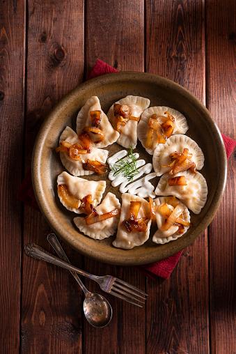 Dumpling「Pierogi」:スマホ壁紙(4)
