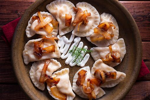 Dumpling「Pierogi」:スマホ壁紙(11)