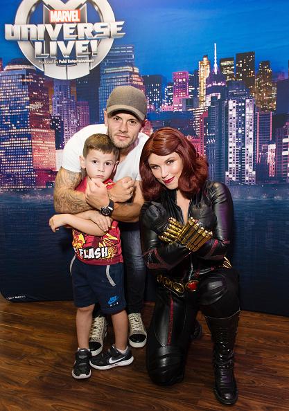 Jack Wilshere「Marvel Universe LIVE! VIP Party」:写真・画像(11)[壁紙.com]