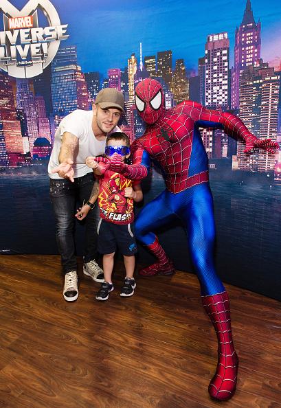 Jack Wilshere「Marvel Universe LIVE! VIP Party」:写真・画像(10)[壁紙.com]