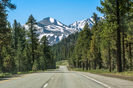 Inyo National Forest「Highway 395 south」:スマホ壁紙(4)