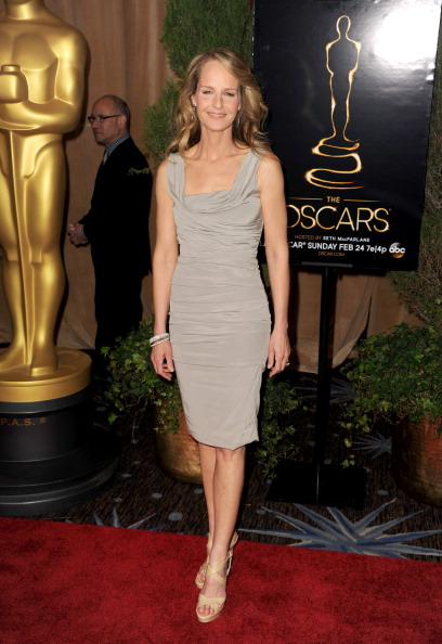 Gray Dress「85th Academy Awards Nominations Luncheon - Arrivals」:写真・画像(3)[壁紙.com]