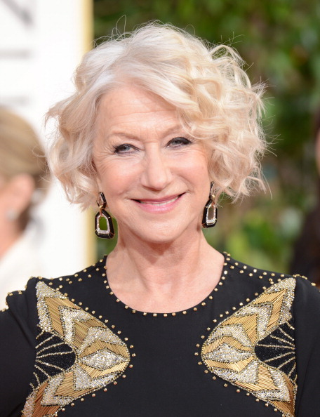 Wavy Hair「70th Annual Golden Globe Awards - Arrivals」:写真・画像(9)[壁紙.com]