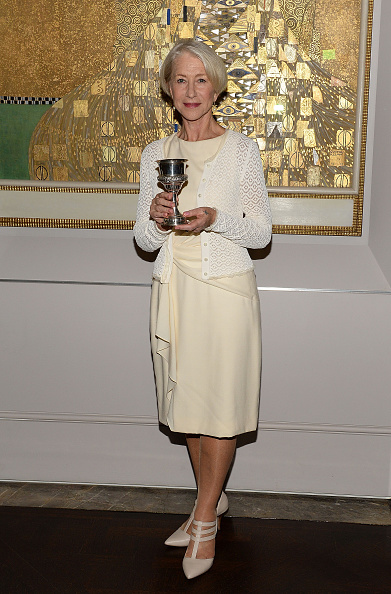 """Human Role「Actress Helen Mirren Honored By World Jewish Congress For Her Role In Acclaimed Film """"Woman In Gold"""" At The Neue Galerie In New York City」:写真・画像(18)[壁紙.com]"""