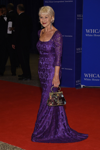 Lace Dress「102nd White House Correspondents' Association Dinner - Arrivals」:写真・画像(15)[壁紙.com]