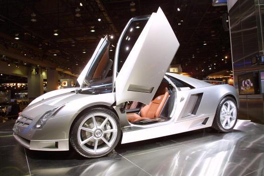 2002「Detroit Auto Show」:写真・画像(9)[壁紙.com]