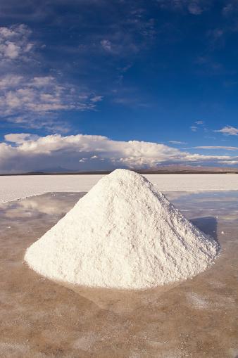 Bolivian Andes「Salar de Uyuni」:スマホ壁紙(18)