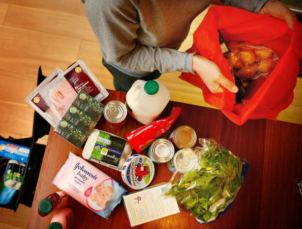 Tote Bag「Food Prices Continue To Rise」:写真・画像(12)[壁紙.com]