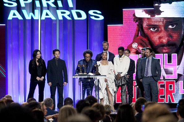Armie Hammer「2019 Film Independent Spirit Awards  - Show」:写真・画像(3)[壁紙.com]