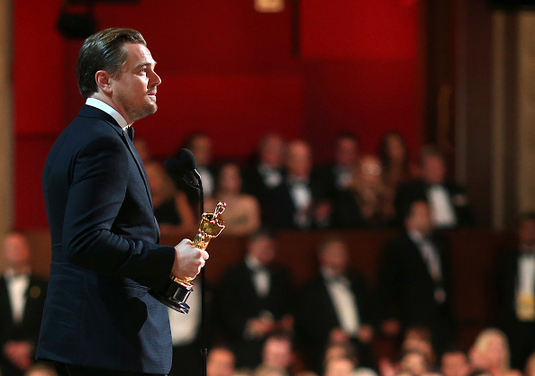 Oscar Statuette「88th Annual Academy Awards - Backstage And Audience」:写真・画像(15)[壁紙.com]