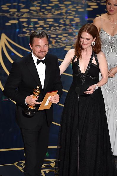 Chanel Dress「88th Annual Academy Awards - Show」:写真・画像(13)[壁紙.com]