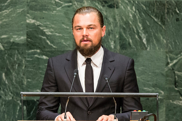 Leonardo DiCaprio「World Leaders Speak At UN Climate Summit」:写真・画像(14)[壁紙.com]