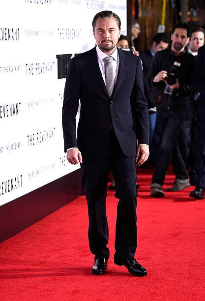 "Premiere Of 20th Century Fox's ""The Revenant"" - Arrivals:ニュース(壁紙.com)"
