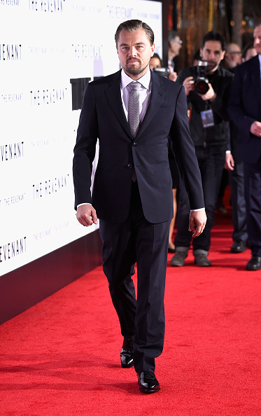 "The Revenant - 2015 Film「Premiere Of 20th Century Fox's ""The Revenant"" - Arrivals」:写真・画像(4)[壁紙.com]"