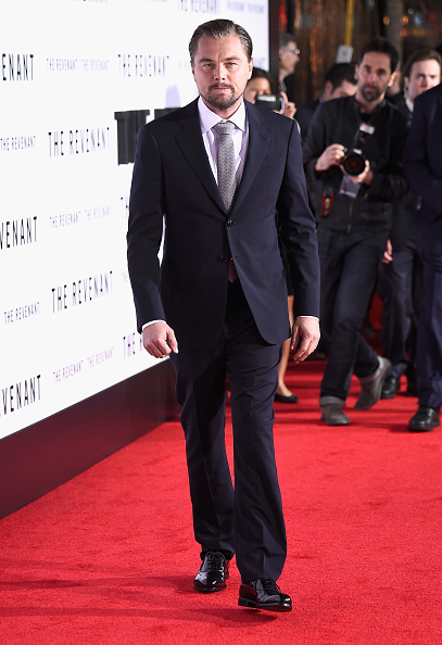"The Revenant - 2015 Film「Premiere Of 20th Century Fox's ""The Revenant"" - Arrivals」:写真・画像(10)[壁紙.com]"