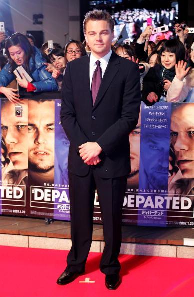 "Minato Ward「Leonardo DiCaprio Attends ""The Departed"" Japan Premiere」:写真・画像(19)[壁紙.com]"