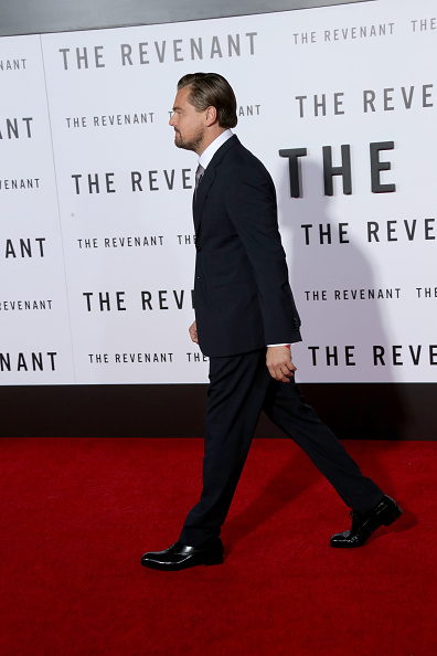 "The Revenant - 2015 Film「Premiere Of 20th Century Fox And Regency Enterprises' ""The Revenant"" - Arrivals」:写真・画像(19)[壁紙.com]"