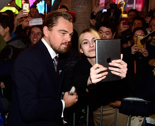 "Premiere Of 20th Century Fox And Regency Enterprises' ""The Revenant"" - Red Carpet:ニュース(壁紙.com)"