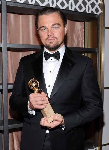 The Wolf of Wall Street「71st Annual Golden Globe Awards - Backstage Portraits」:写真・画像(12)[壁紙.com]