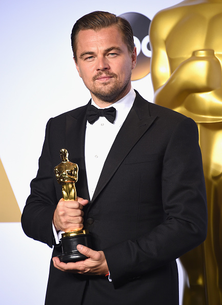 Leonardo DiCaprio「88th Annual Academy Awards - Press Room」:写真・画像(4)[壁紙.com]