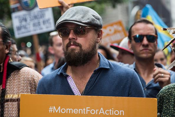 Leonardo DiCaprio「People's Climate March」:写真・画像(0)[壁紙.com]
