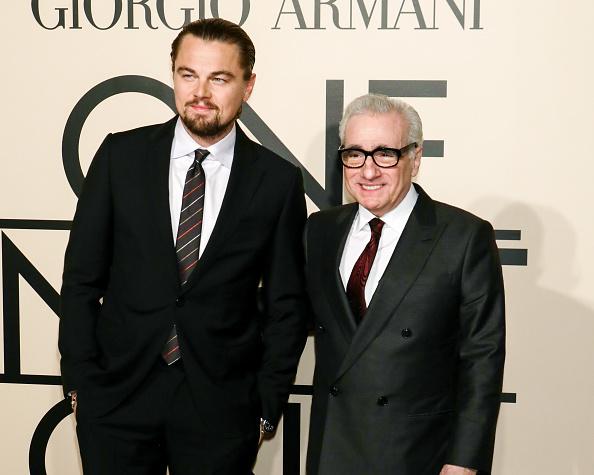 Martin Scorsese「Giorgio Armani - One Night Only NYC - SuperPier - Arrivals」:写真・画像(18)[壁紙.com]