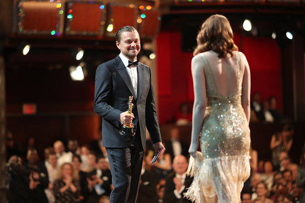 Emma Stone「89th Annual Academy Awards - Backstage」:写真・画像(10)[壁紙.com]