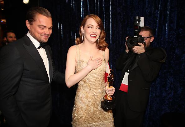 ラ・ラ・ランド「89th Annual Academy Awards - Backstage」:写真・画像(17)[壁紙.com]