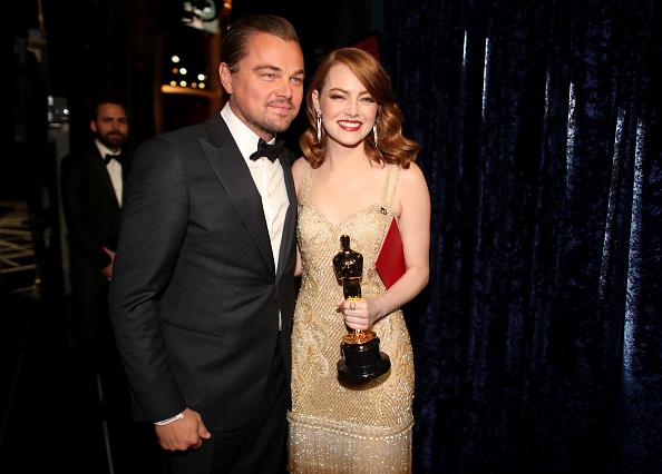 Emma Stone「89th Annual Academy Awards - Backstage」:写真・画像(7)[壁紙.com]