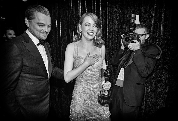 Emma Stone「89th Annual Academy Awards - Backstage」:写真・画像(11)[壁紙.com]