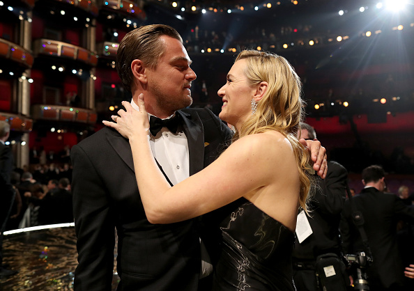 Leonardo DiCaprio「88th Annual Academy Awards - Backstage And Audience」:写真・画像(8)[壁紙.com]