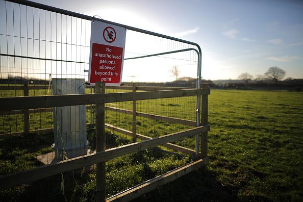 Shale「Construction Begins At Lancashire Fracking Site」:写真・画像(5)[壁紙.com]