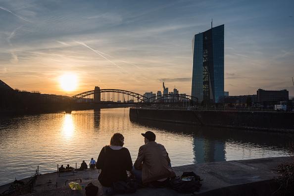 Frankfurt - Main「ECB To Inaugurate New Headquarters」:写真・画像(6)[壁紙.com]
