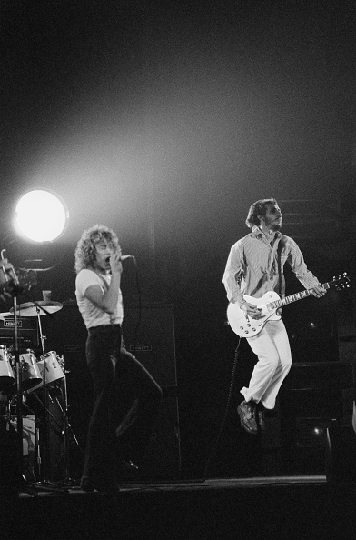 Support「The Who Live at Wembley」:写真・画像(18)[壁紙.com]