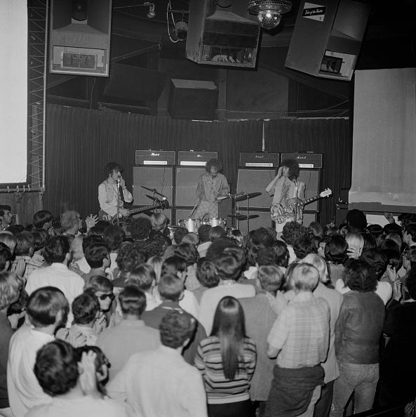 Michael Ochs Archives「Cream In Concert」:写真・画像(9)[壁紙.com]