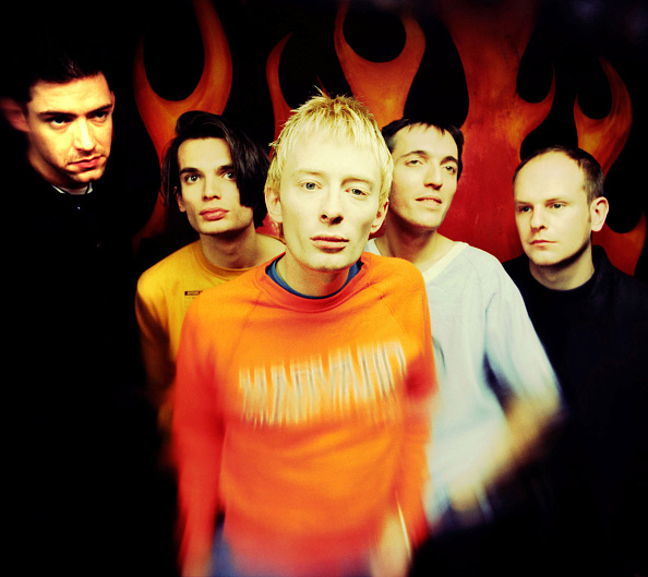 Bob Berg「Radiohead Portrait Session」:写真・画像(9)[壁紙.com]