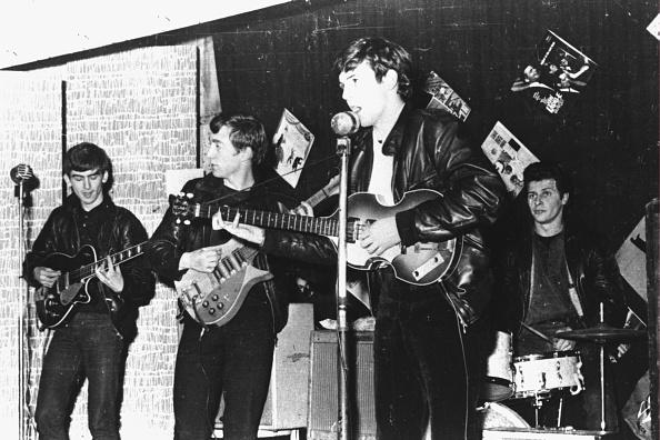 Liverpool - England「Beatles Perform In Liverpool」:写真・画像(4)[壁紙.com]
