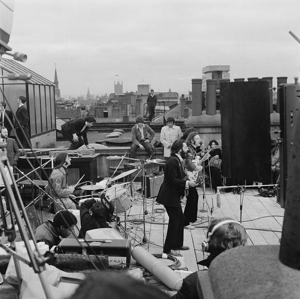 Rooftop「The Beatles' rooftop concert」:写真・画像(2)[壁紙.com]