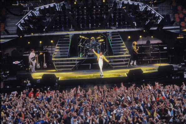 Rock Music「Queen In Stockholm」:写真・画像(16)[壁紙.com]