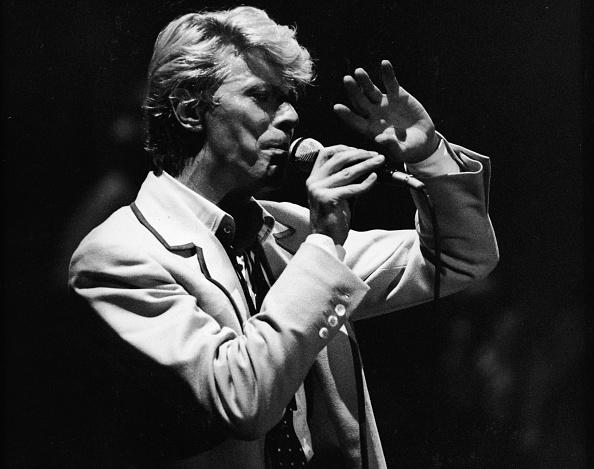歌う「David Bowie Performs in Brussels」:写真・画像(14)[壁紙.com]