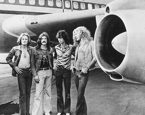 Rock Music「Led Zeppelin with jet」:写真・画像(18)[壁紙.com]