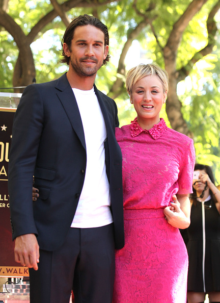 Husband「Kaley Cuoco Honored On The Hollywood Walk Of Fame」:写真・画像(12)[壁紙.com]