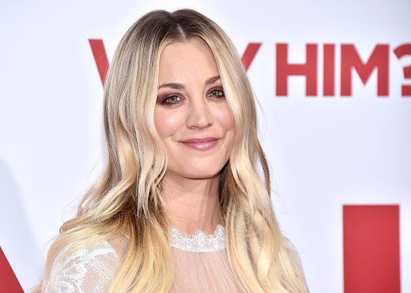 """Kaley Cuoco「Premiere Of 20th Century Fox's """"Why Him?"""" - Arrivals」:写真・画像(1)[壁紙.com]"""