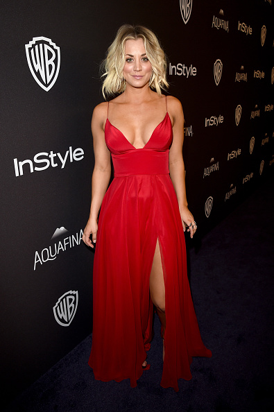 Kaley Cuoco「The 2016 InStyle And Warner Bros. 73rd Annual Golden Globe Awards Post-Party - Red Carpet」:写真・画像(3)[壁紙.com]