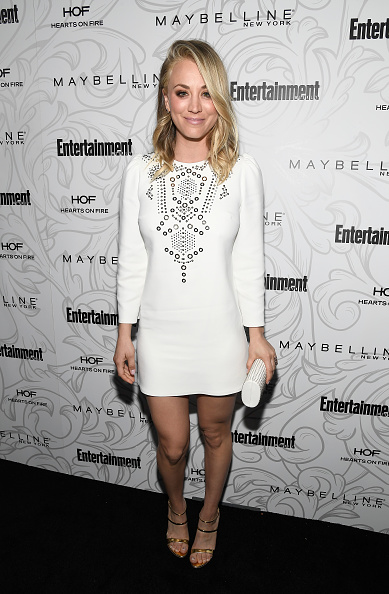 Kaley Cuoco「Entertainment Weekly Celebrates SAG Award Nominees at Chateau Marmont sponsored by Maybelline New York - Arrivals」:写真・画像(18)[壁紙.com]