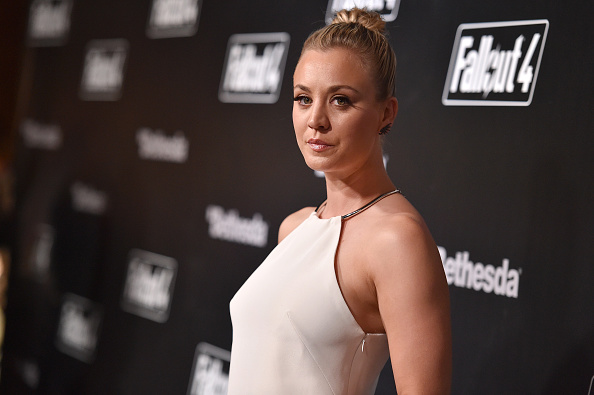 Kaley Cuoco「Fallout 4 Video Game Launch Event - Los Angeles, CA」:写真・画像(8)[壁紙.com]