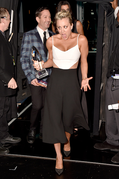St「The 41st Annual People's Choice Awards - Backstage And Audience」:写真・画像(19)[壁紙.com]
