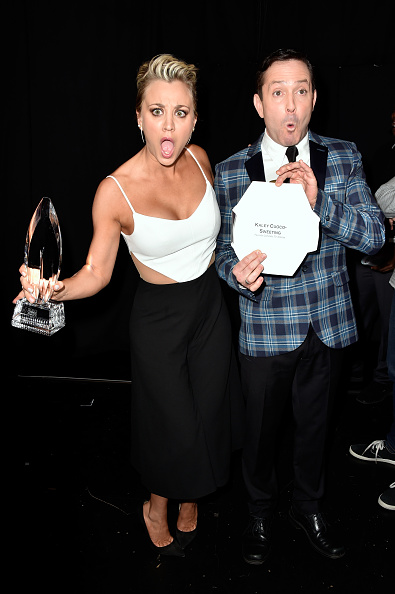 St「The 41st Annual People's Choice Awards - Backstage And Audience」:写真・画像(18)[壁紙.com]