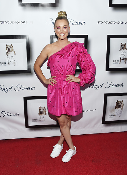 Ruffled Shirt「8th Annual Stand Up For Pits - Arrivals」:写真・画像(2)[壁紙.com]