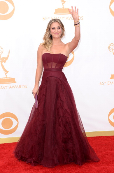 Strapless Dress「65th Annual Primetime Emmy Awards - Arrivals」:写真・画像(11)[壁紙.com]